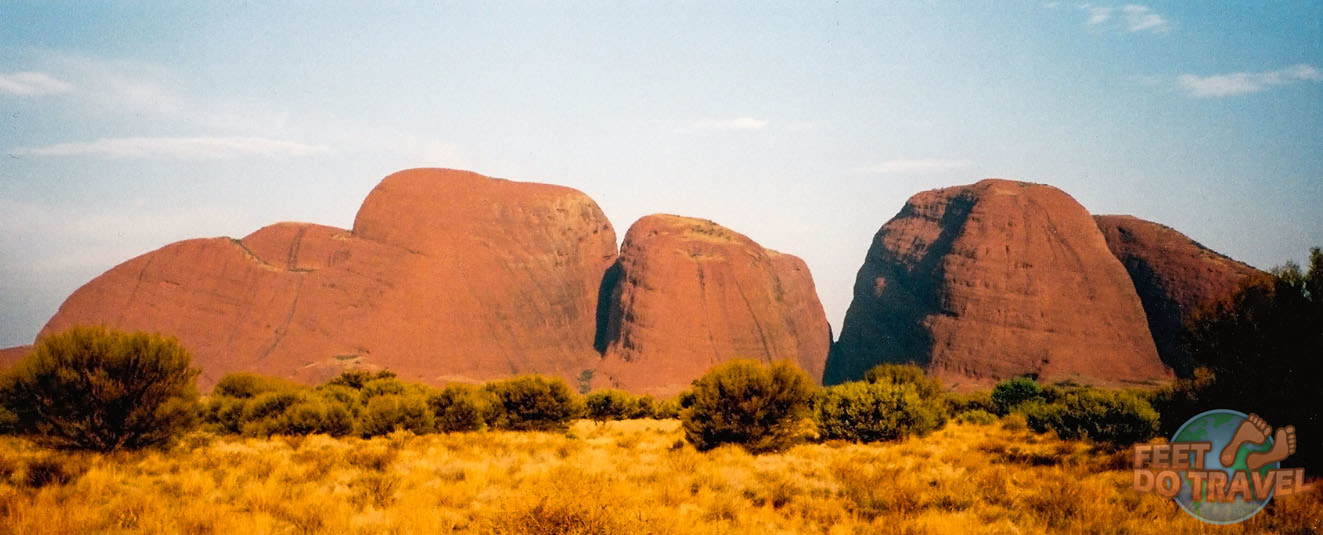 Kata Tjuta The Olgas at Uluru The Red Heart of Australia