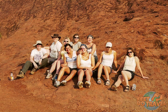 Uluru Base Walk The Red Heart of Australia
