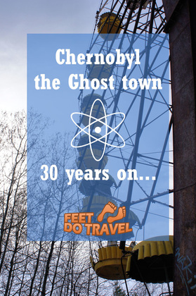 What does Chernobyl look like 30 years after the disaster?