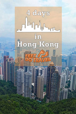4 days in Hong Kong - with so much on offer, what would you see and do? Find out how we packed in as much as we could.