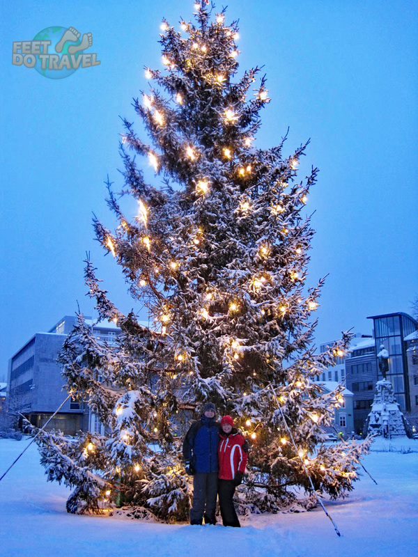 White Christmas in Iceland, Christmas in Europe, Christmas Vacation, Feet Do Travel