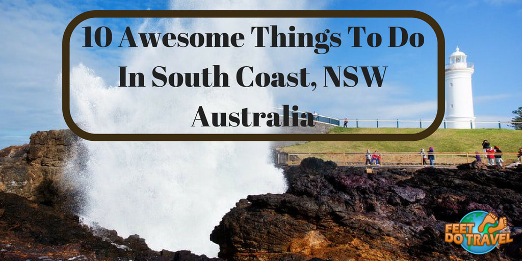 Awesome things to do in South Coast, New South Wales, Australia