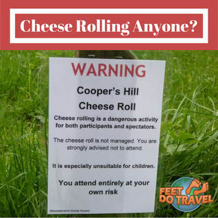 Cheese Rolling Anyone Feetdotravel