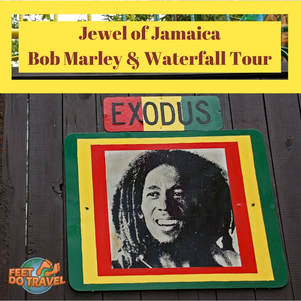 Jewel of Jamaica Bob Marley and Dunns River Falls