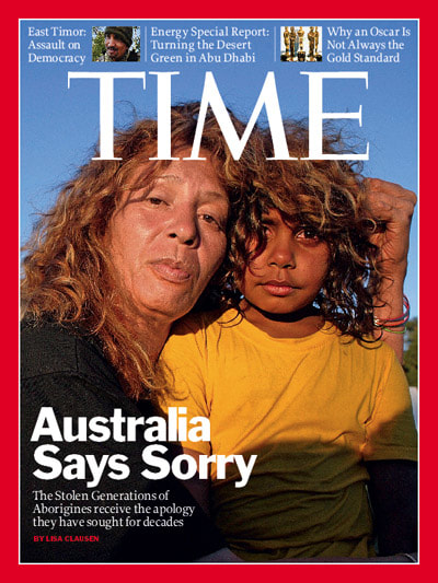 National Sorry Day Australia's Stolen Generation Uluru The Red Heart of Australia