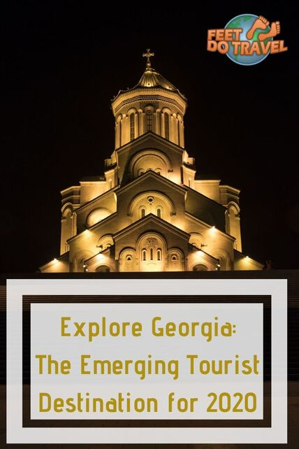 Georgia, Eurasia may be small but it has much to offer. Winning the Judges Choice Award for top emerging travel destinations, Feet Do Travel share why you should explore #Georgia. #eurasia #ExploreGeorgia #Tbilisi #Caucasus #europetravel #asia #thingstodo
