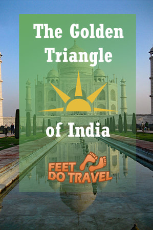 The Golden Triangle, North India was on our travel bucket list. Obviously viewing the Taj Mahal, Agra but we also wanted to do a tiger #safari at Ranthamborne National Park. There are many places to visit in India, but the magic of The Golden Triangle is surely the best? Let Feet Do Travel show you Rajasthan covering #Agra, Delhi, Jaipur and Ranthamborne.#India #bucketlist #Indiatravel #tajmahal #thebestlocations #travel #travelblog #travelblogger #traveltips #travelling #travelguides