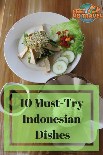 #Travel and #food go hand in hand. Every #foodie has their favourite #cuisine, and for some people it's Indonesian food. As we have lived in Indonesia for a year, we share with you the 10 must-try Indonesian dishes. #indonesianfood #indonesiandishes #musttry