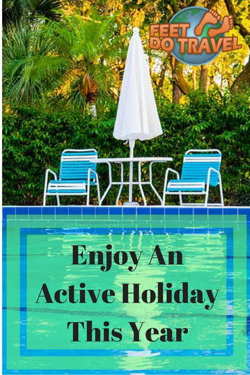 If you are going on holiday and want to remain active, there are many ways you can keep yourself fit. We share a few ways for you to stay fit, and still have a relaxing holiday this year