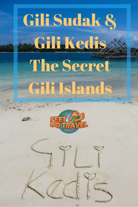 Are you seeking untouched paradise? Gili Sudak & Gili Gedis, the Secret Gili Islands, are located off south Lombok, Indonesia. These other Gilis are largely untouched by tourism and a quieter retreat than the northern Gili islands. #Gili #Gilis #Giliislands #SecretGilis #lombok #visitlombok #visitindonesia #wonderfulindonesia #beautifulindonesia #IndonesiaTravel #SoutheastAsia #Asia #BackpackSoutheastAsia #AsiaTravel #Travel #Beach #IndonesiaTravelGuide #IslandTravel #TravelGuide #SummerTravel