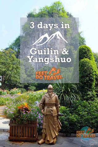 Guilin & Yangshuo are known for their breathtaking mountainous beauty, but what makes these Chinese towns a place you should visit? Read how we spent 3 fabulous days here!