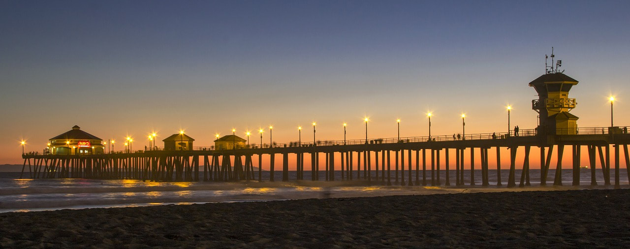 Fall in Love with Orange County, California, USA, Huntington Beach, Newport Beach, Laguna Beach, live music, Feet Do Travel