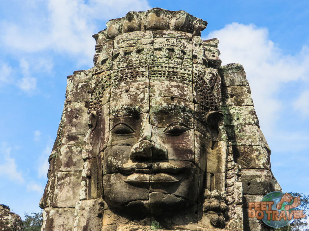 Ultimate Travel Guide to Siem Reap, historic city of Cambodia, things to do in Siem Reap besides Angkor Wat temples on a budget, Siem Reap at night, Feet Do Travel