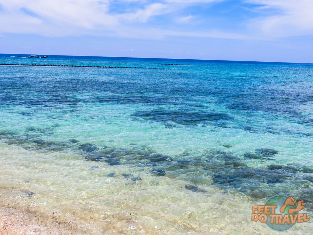 Gili Trawangan, Not Just a Party Island, The Gili Islands near Bali, Lombok, Indonesia, Paradise Tropical island, white sand, scuba diving, Feet Do Travel