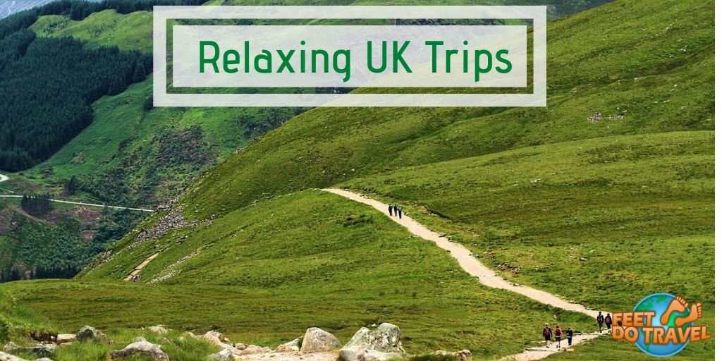 Relaxing UK Trips, staycation, Scottish Highlands, Lake District, Lake Windermere, Feet Do Travel