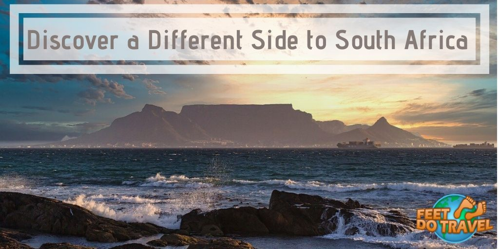 "Discover a different side to South Africa and not just Kruger National Park, Table Mountain or Robben Island, go on a ""Spafari"" and have a wellness day, wine tasting and exploring vineyards in Stellenbosch, embrace agritourism, Feet Do Travel"