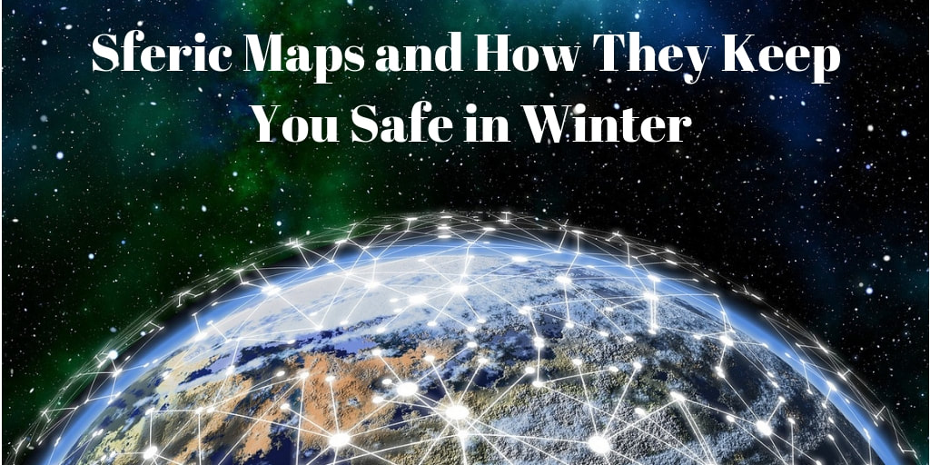 Sferic Maps and how they keep you safe in winter