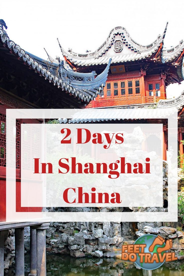 "Shanghai is China's biggest City, and this cosmopolitan metropolis is best known for its skyscraper skyline at The Bund. Known as ""Oriental Paris"", apart from shopping, are there things to do in Shanghai? Feet Do Travel show you 2 days in Shanghai. #shanghai #china #shanghaichina #shanghaitravel #beautifulchina #bucketlist #thingstodo #visitchina #travelblogger #traveltips #travelling #travelguides #traveladvice #travelguide #sightseeing"