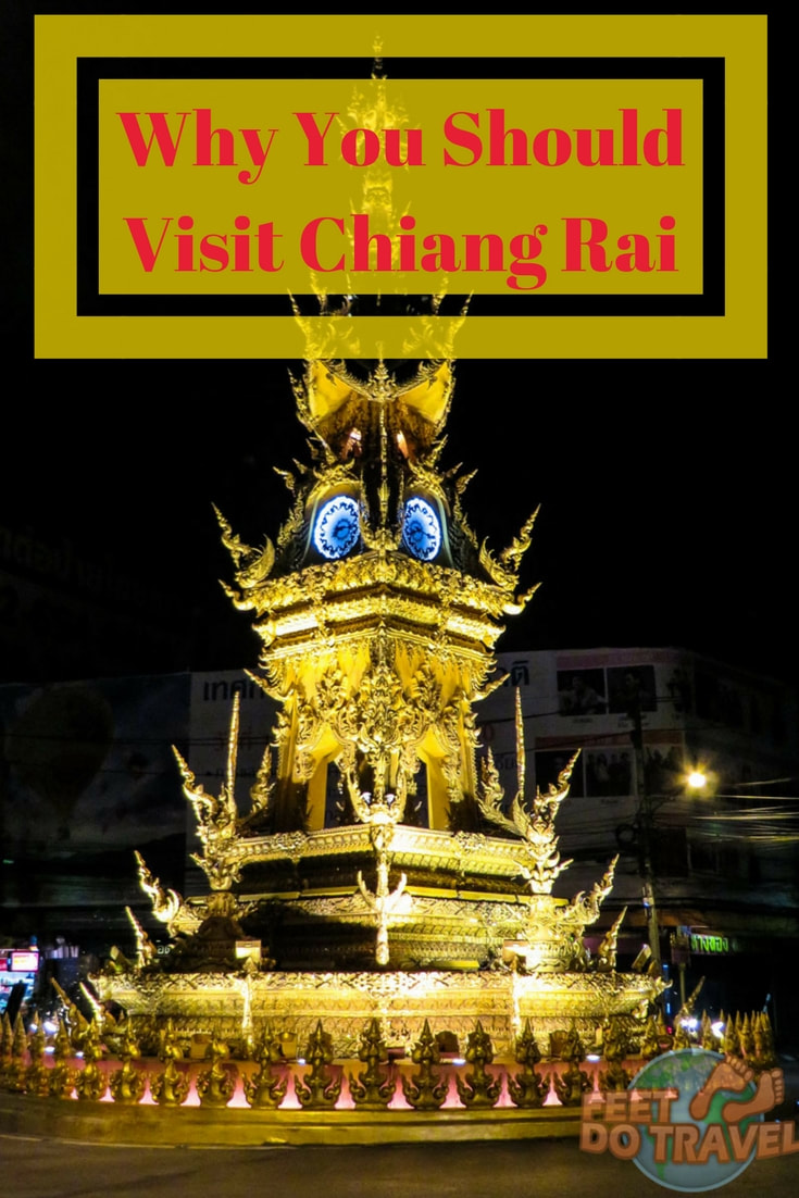 Chiang Rai is often overlooked, but is it worth visiting for more than a day? This city is full of the weird and wonderful and we loved Chiang Rai! Let us show you why you should visit #ChiangRai #Thailand #Asia #Thailand #ChiangRai #WhiteTemple #BlackTemple #BlueTemple #ElephantValleyThailand #ElephantSanctuary #Temples