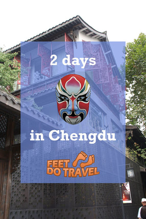 Chengdu in China is full of surprises! This opulent city has much more to offer than just Giant Panda's so read how we spent our 2 days here.