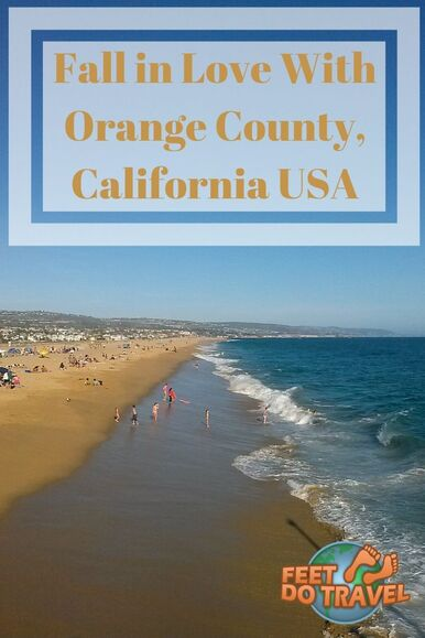 There is much to fall in love with in Orange County, California, USA. Beautiful beaches such as Huntington beach, Newport beach and Laguna Beach, Feet Do Travel will whet your appetite. #orangecounty #california #usa #newportbeach #newportbeachtravel #lagunabeach #huntingtonbeach #thingstodo #californiatravel #traveladvice