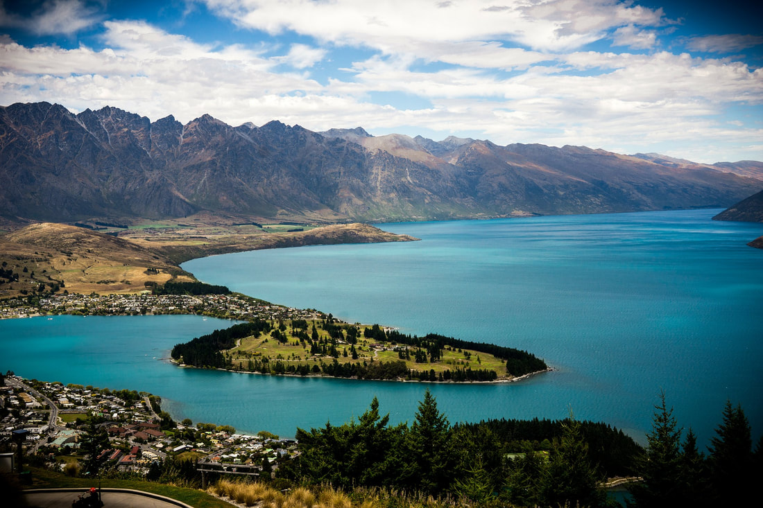 4 stunning New Zealand destinations, Auckland, Wellington, Queenstown, Hobbiton, Feet Do Travel